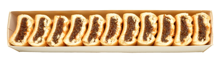 Fig Roll Biscuits