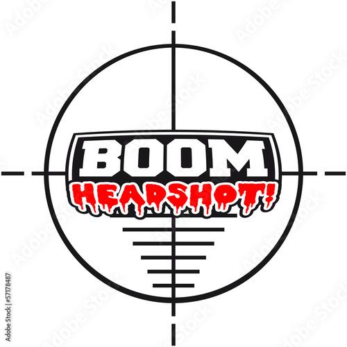Sniper Headshot