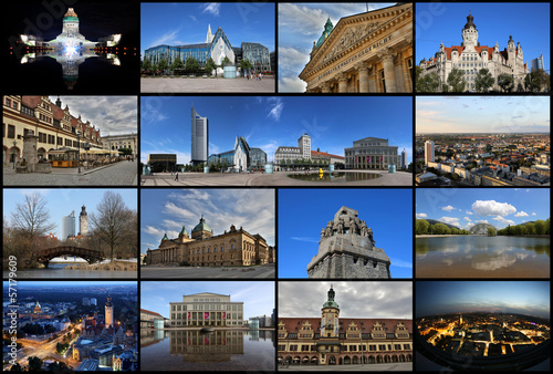 Leipzig - Collage II