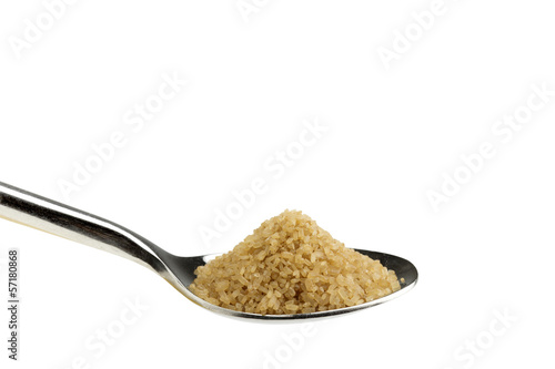 teaspoon of brown sugar