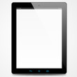 The new tablet with white screen - 57181032