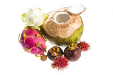 Thai fruit mix
