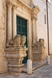 Church of St. Benedetto. Conversano. Puglia. Italy.