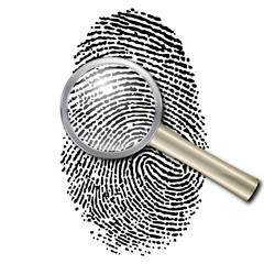 FINGERPRINT MAGNIFIER