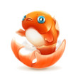 Goldfish, icon