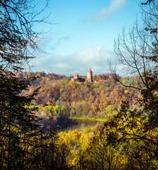 Turaida Castle. Sigulda, Latvia