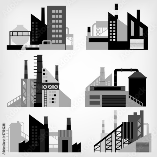 industrials buildings