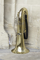 Gold in the street Trombone