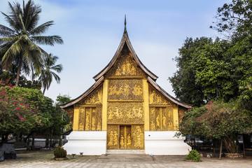 Wat Xieng Thong,Landmark of Luang Prabang,Laos. UNESCO Site