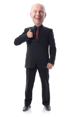thumbs up suit