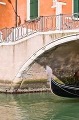grand canal et campanile san marco venise