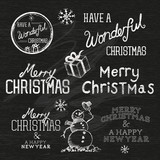 Season's Greetings Christmas Signs