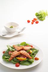 Salmon salad 2