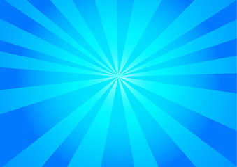 blue shading background