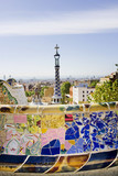 Park Guell, Barcellona, Spain