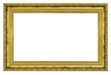 gilded frame with thick border
