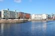 Liverpool, United Kingdom - Wapping Dock