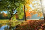 Fototapety Autumn landscape
