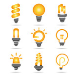 light bulb set, idea