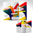 Tril Fold Colorful Brochure Design