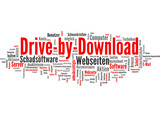 Drive-by-Download (Download, Spyware, Malware, Software)) poster
