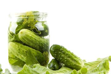 pickles horseradish