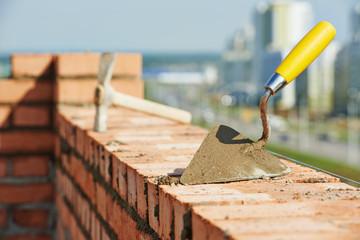 construction bricklayer tools