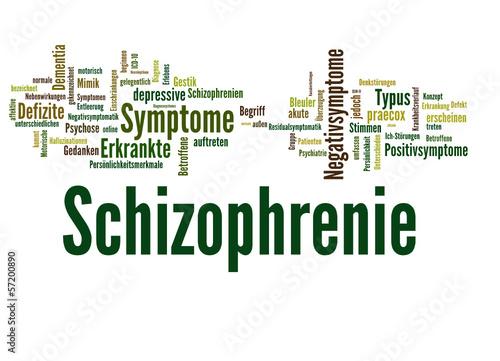 Schizophrenie (Persönlichkeitsstörung, Psychose)