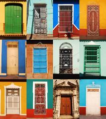 Portes de Cuba