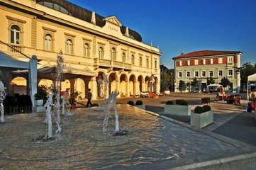 Gradisca d'Isonzo, Teatro Municipale - Friuli