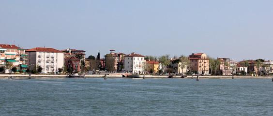 Desde Torcello a Venecia