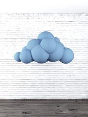cloud in interior