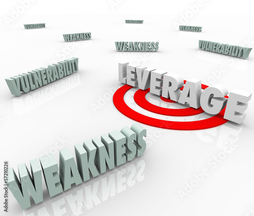 Leverage Targeted Edge Strength in Bargaining Negotiation
