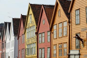 Bergen Stadt Norwegen