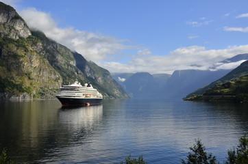 Fjord Natur Norwegen