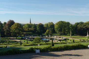 Sans Souci Gardens