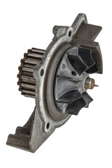 Damaged water pump