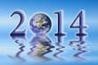 2014, planète Terre et reflets