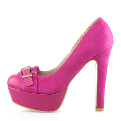 Classic High Heels Pump Shoe in Pink
