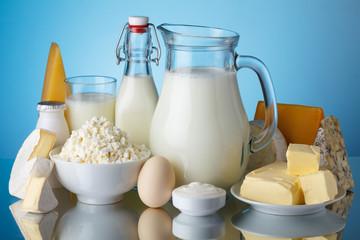 Dairy products, milk, cheese, egg, yogurt