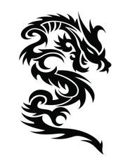 dragons illustration