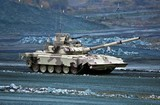 T-90MC Russian main battle tank