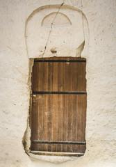 Archaic Wooden Gate