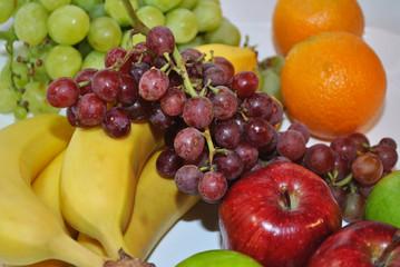 Mixed Whole Fruit