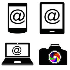 векторные веб-иконки