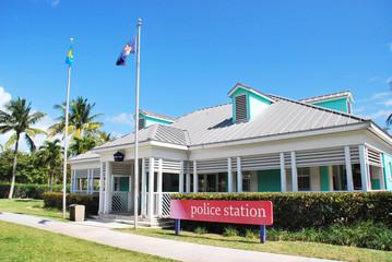Police Station - Bahamas
