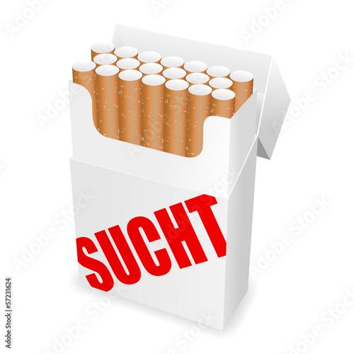 zigarettenschachtel sucht I