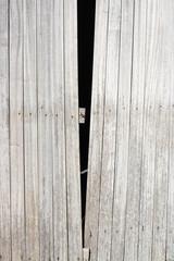 textura de vija puerta