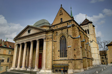 Saint Peter's Cathedral and the Chapel of the Maccabees