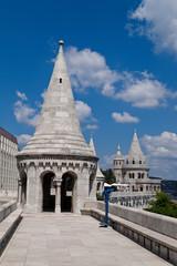 Ungarn, Budapest, Fischer Bastei.